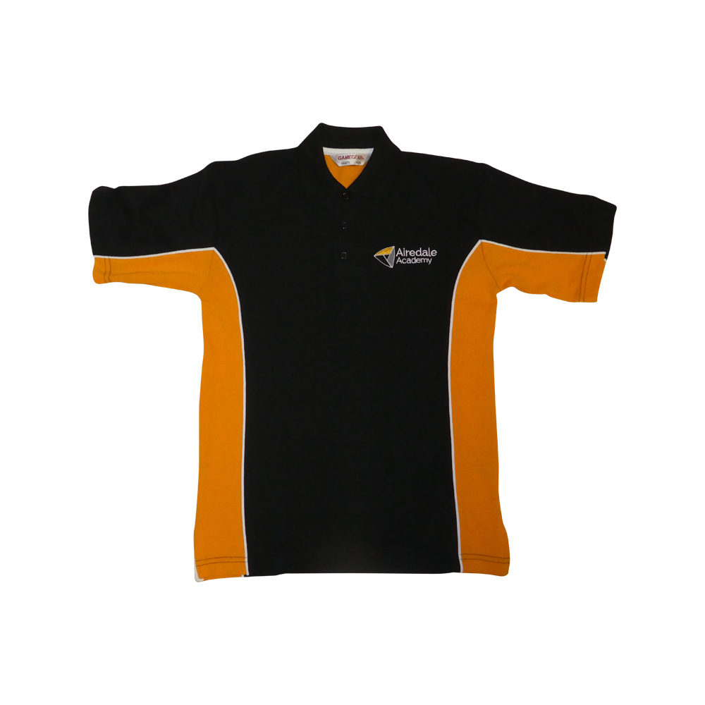 Airedale Academy PE Polo