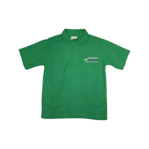 Airedale Junior PE polo