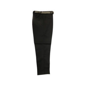 Boys Plus Fit Trouser Black