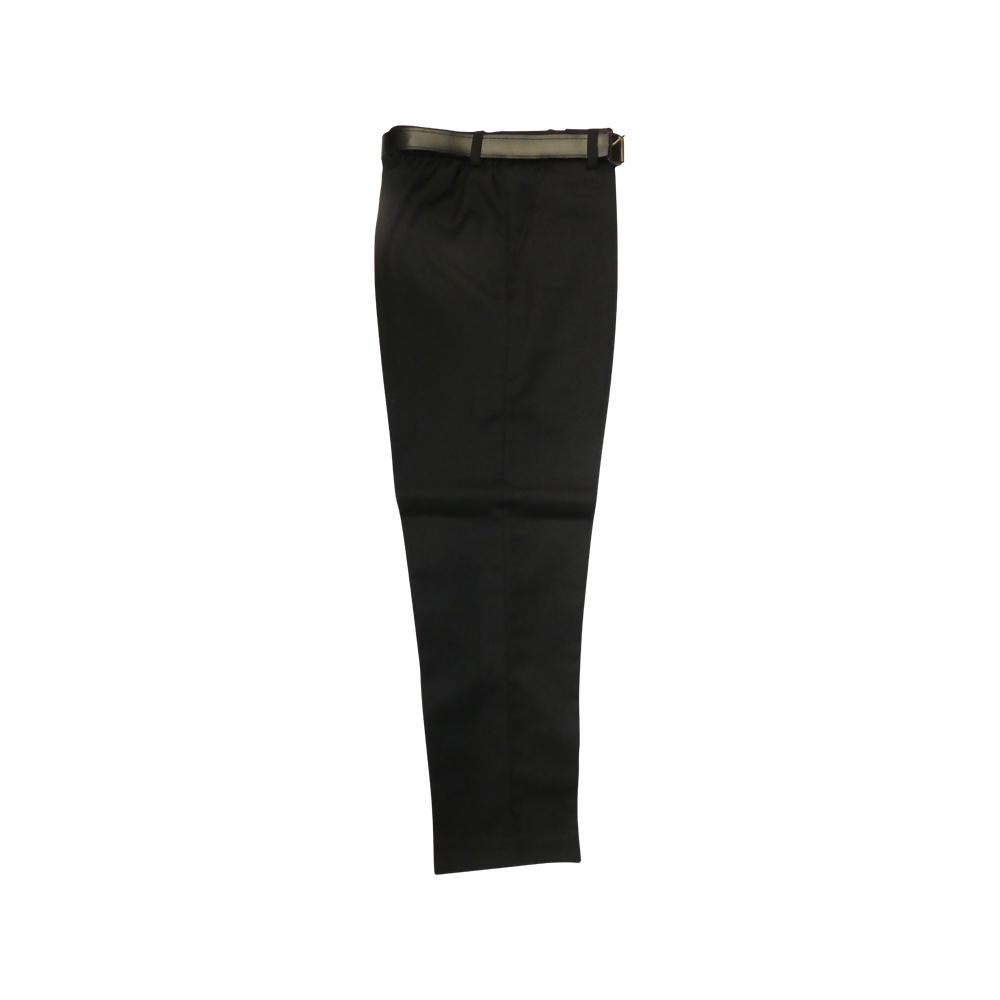 Boys Plus Fit Trouser Black