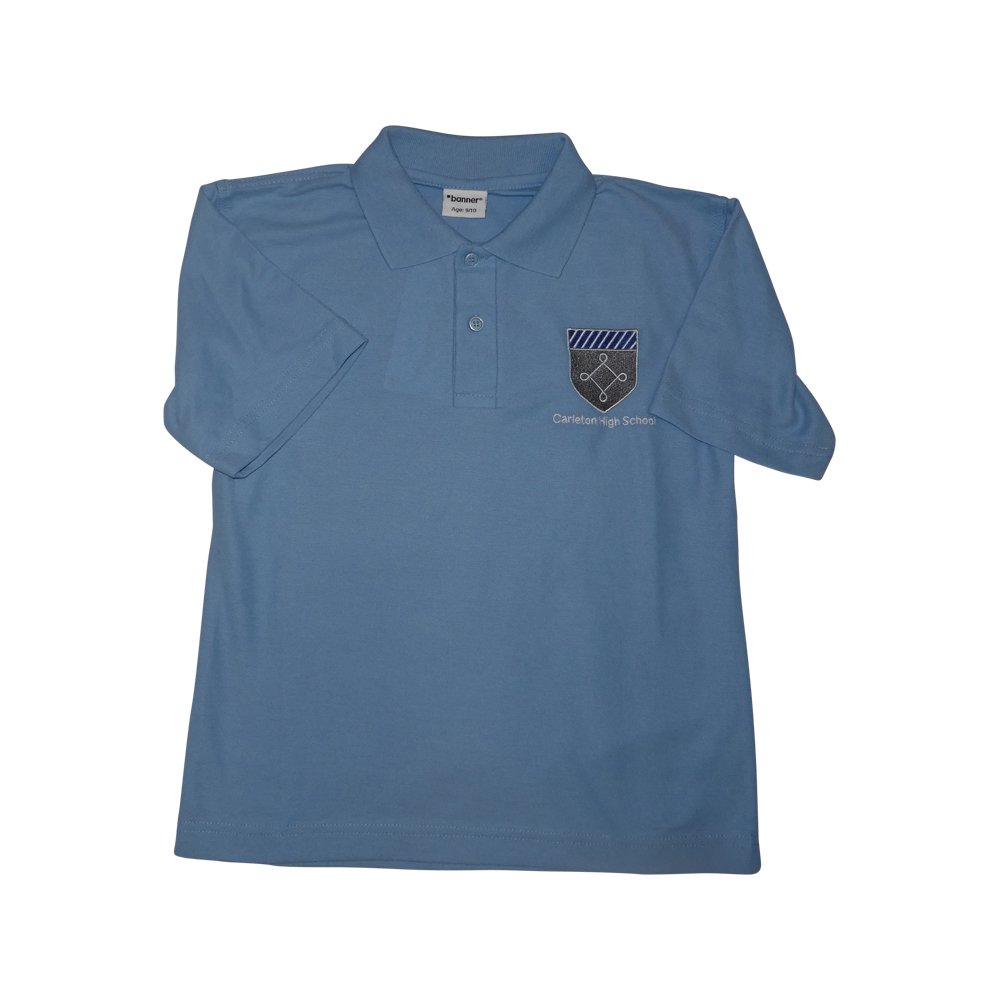 Carleton High PE polo