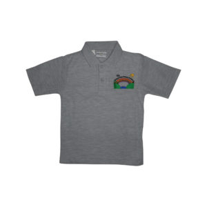 Fairburn View Grey polo
