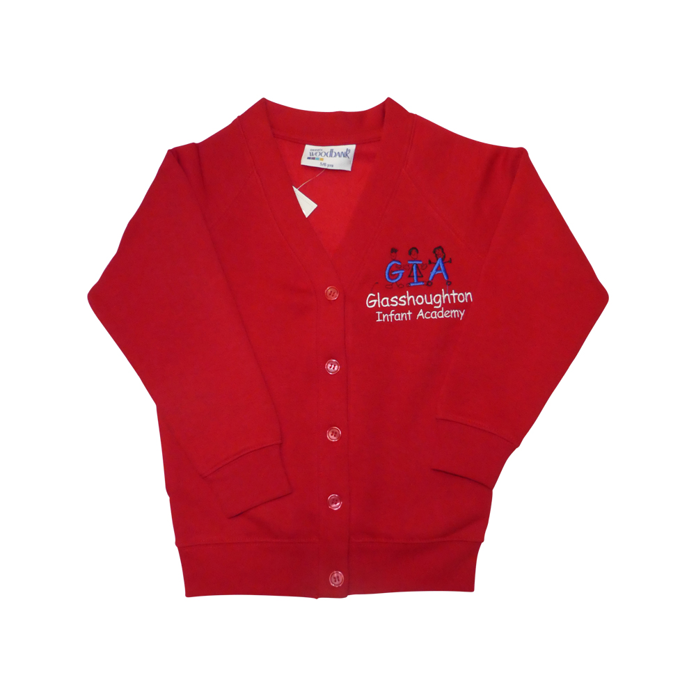 Glasshought Infant school cardigan