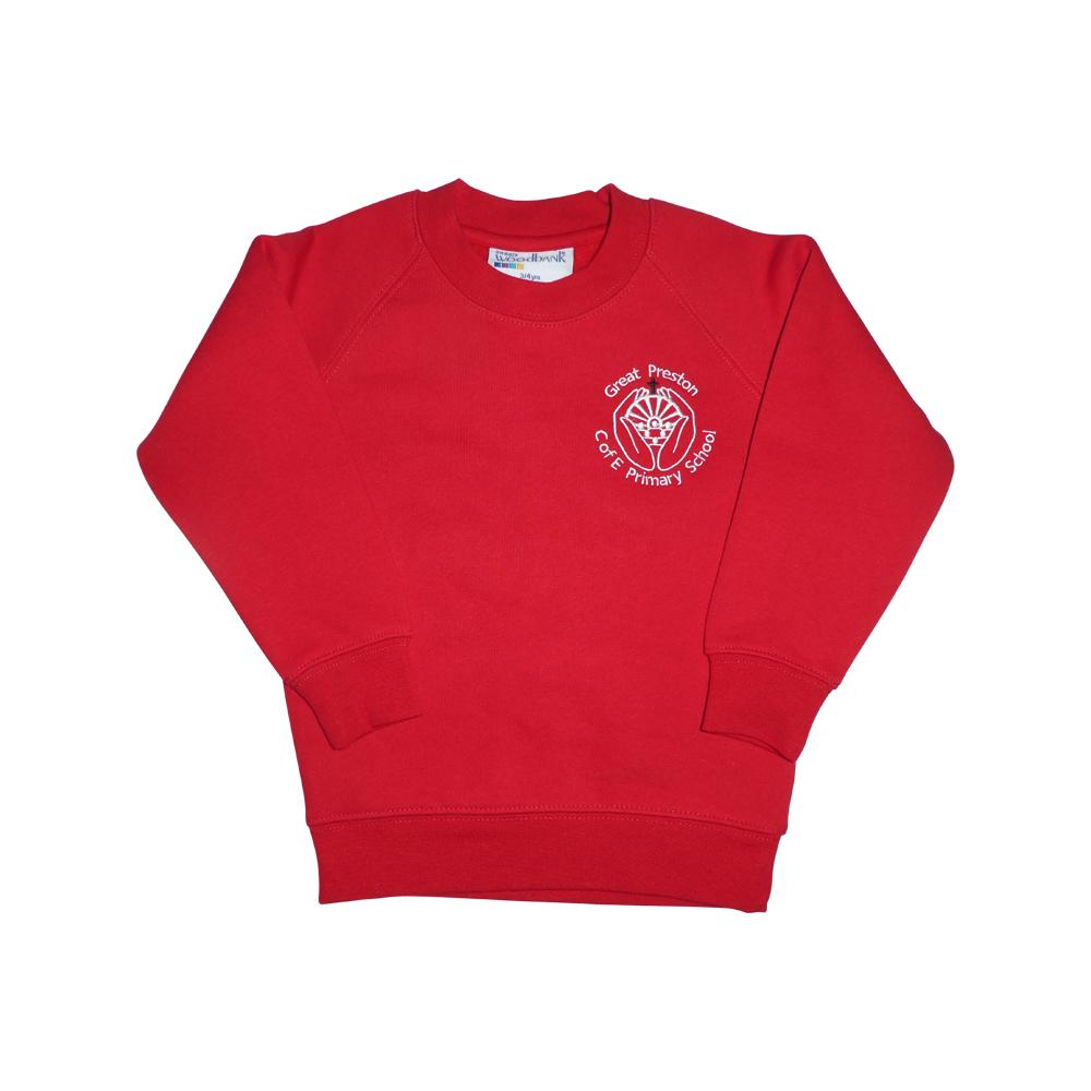 Great Preston Sweatshirt