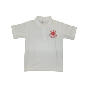 Great Preston white polo