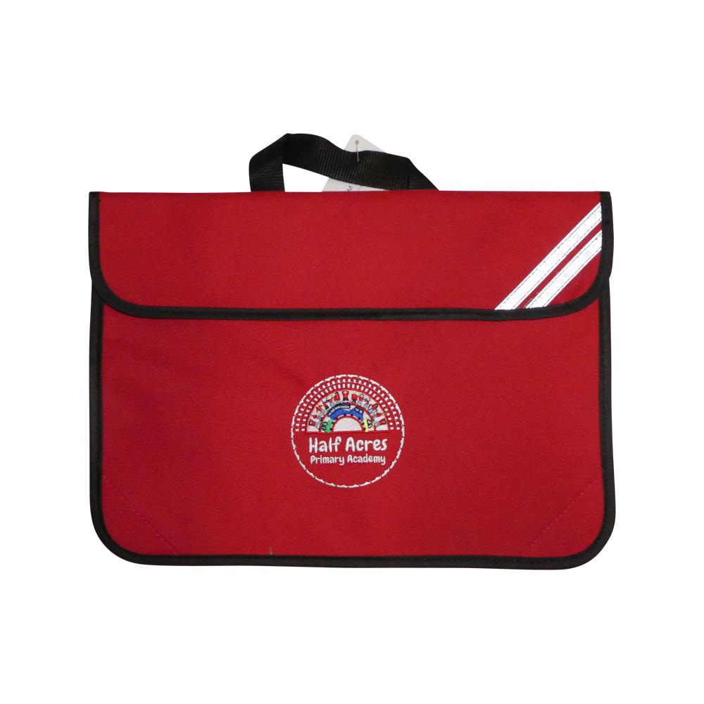 Half Acres book bag