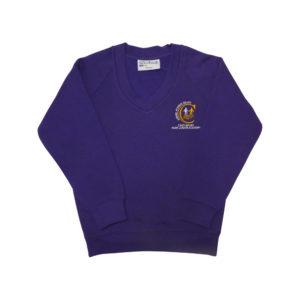 Park Junior 'V' neck sweatshirt