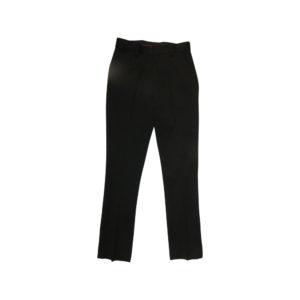 Senior Boys Slim Trouser Black