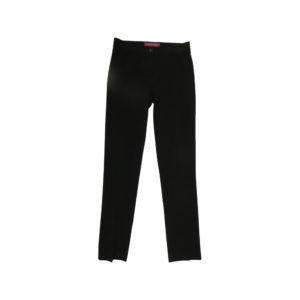 Senior Girls Slim Trouser Black