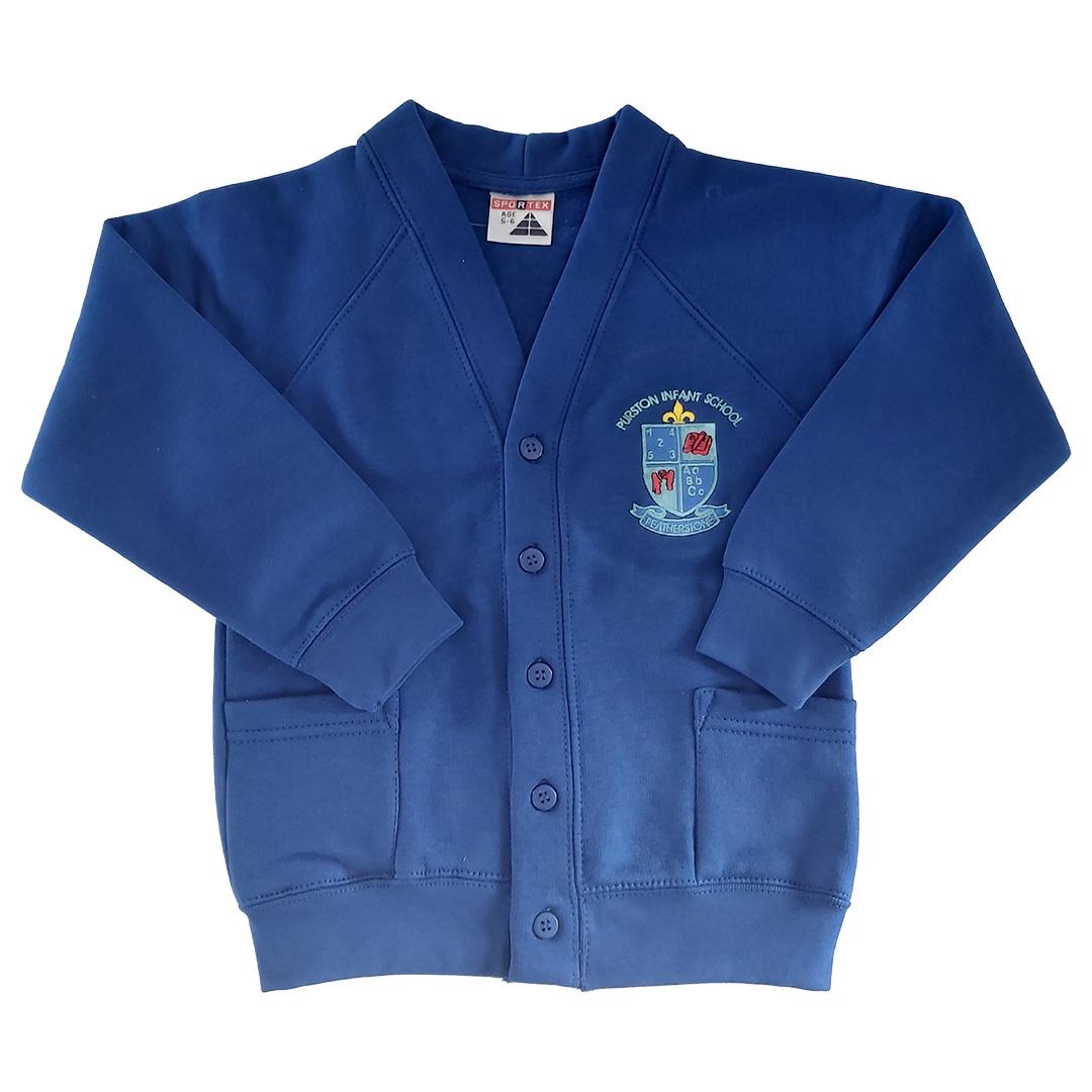 Purston Infant School Cardigan