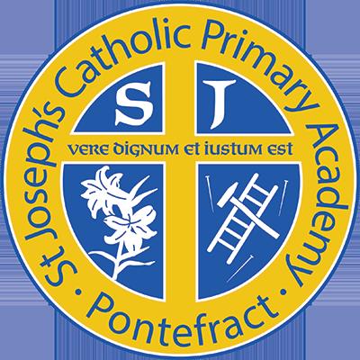 st josephs pontefract logo